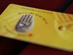 Adventas – gerų darbų metas: kviečiame pasirašyti sutikimą donorystei