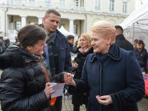 Vilniuje vyko NVO ir bendruomenių labdaros mugė