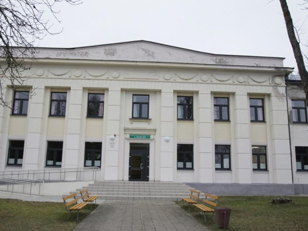 Troškūnuose duris atvėrė renovuota palaikomojo gydymo ir slaugos ligoninė