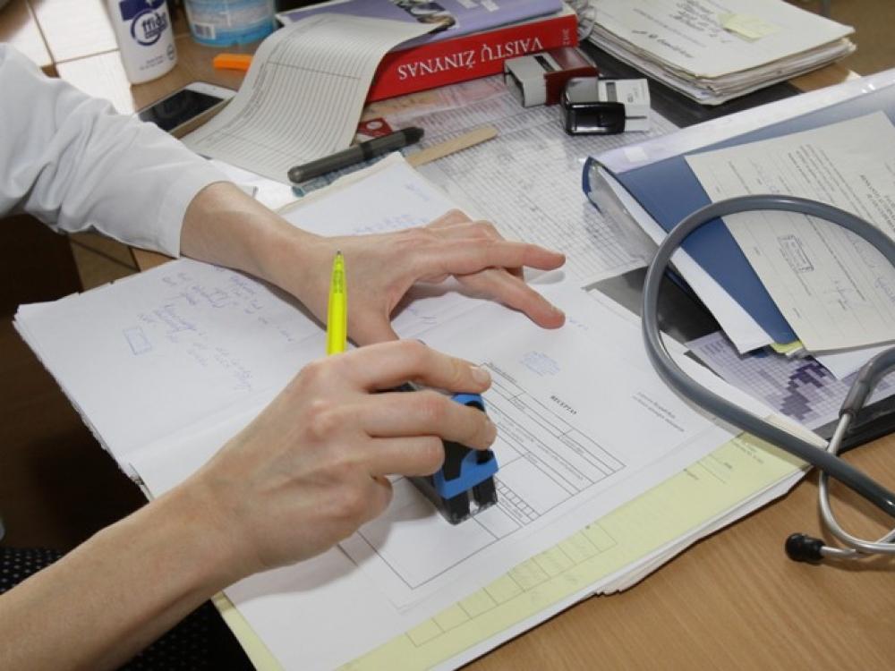 R.Šalaševičiūtė atskleidė, kiek elektroninių receptų jau išrašyta