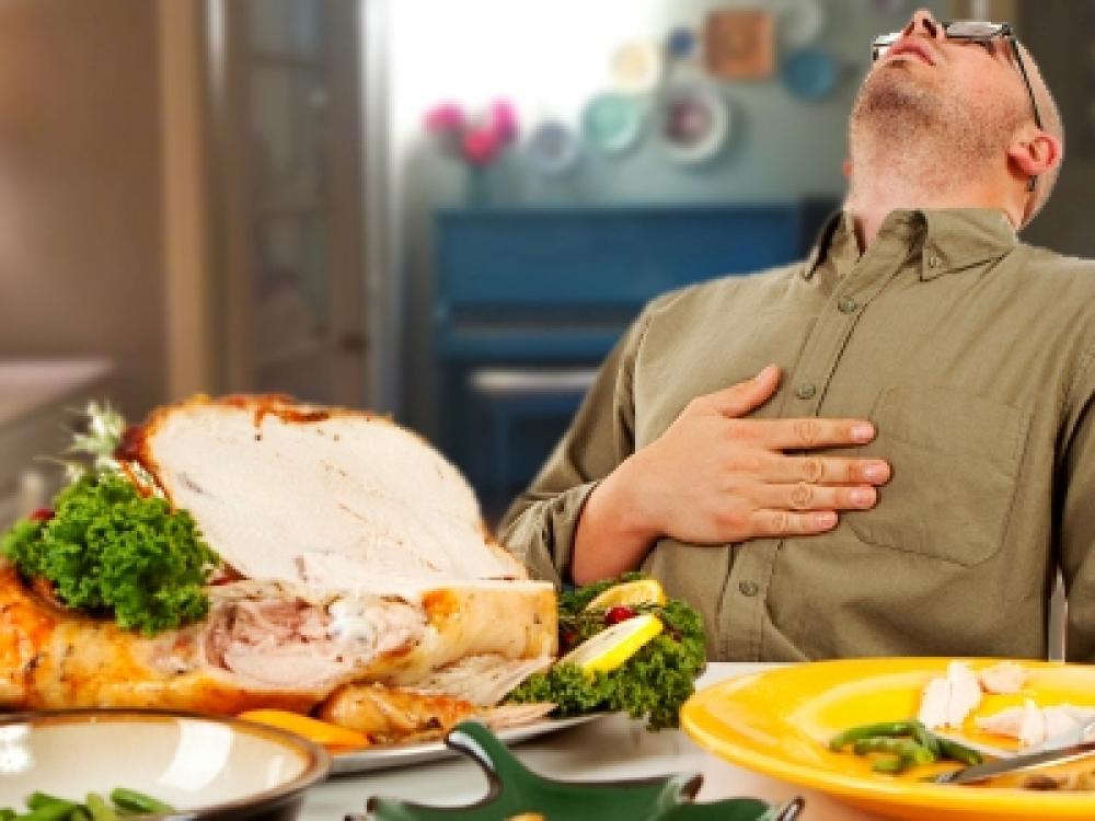 Persivalgymas – per Kalėdas, Naujieji – ligos patale?