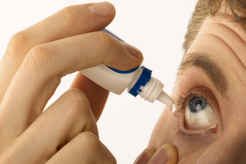 Akys sausėja ne tik dėl šalto oro