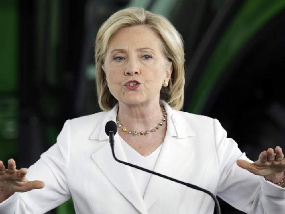 Hillary Clinton iniciatyva: milijardai kovai su Alzheimerio liga