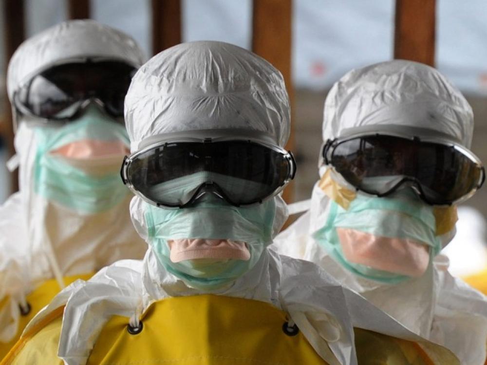 Ebolos virusas grįžo