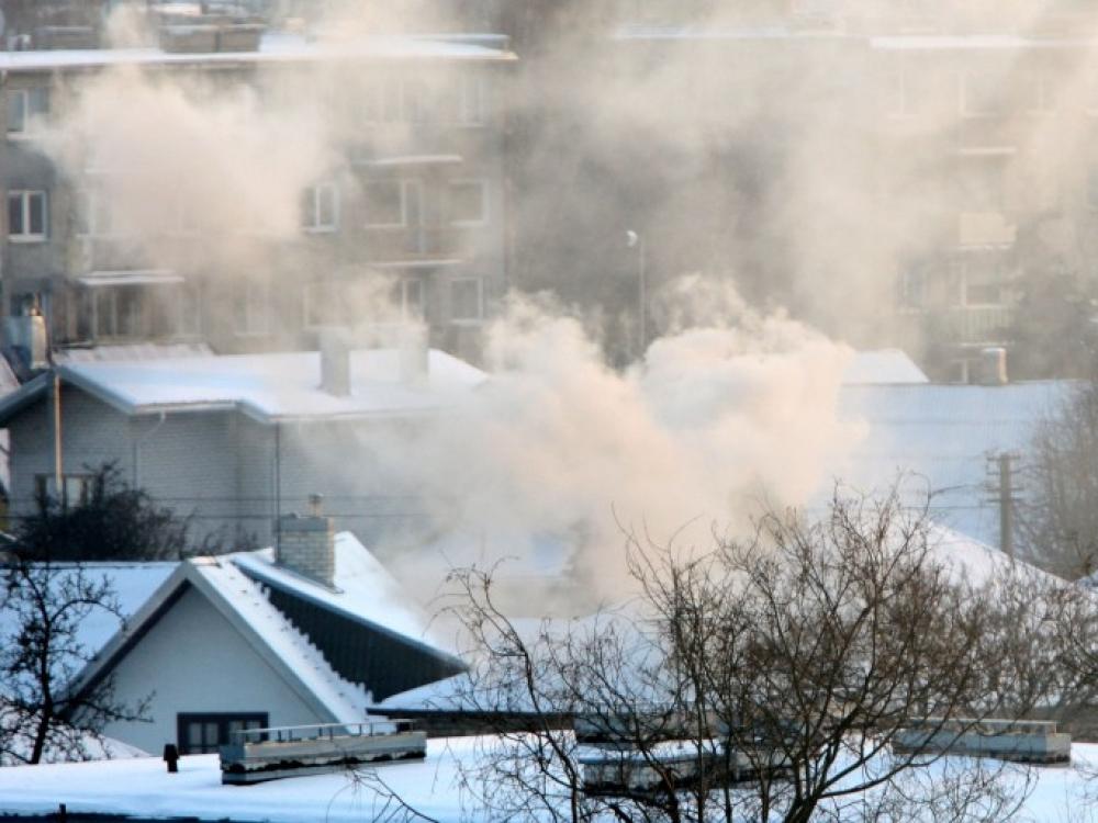 Kaip apsisaugoti padidėjusios oro taršos: smogas prasiskverbia ir į namus