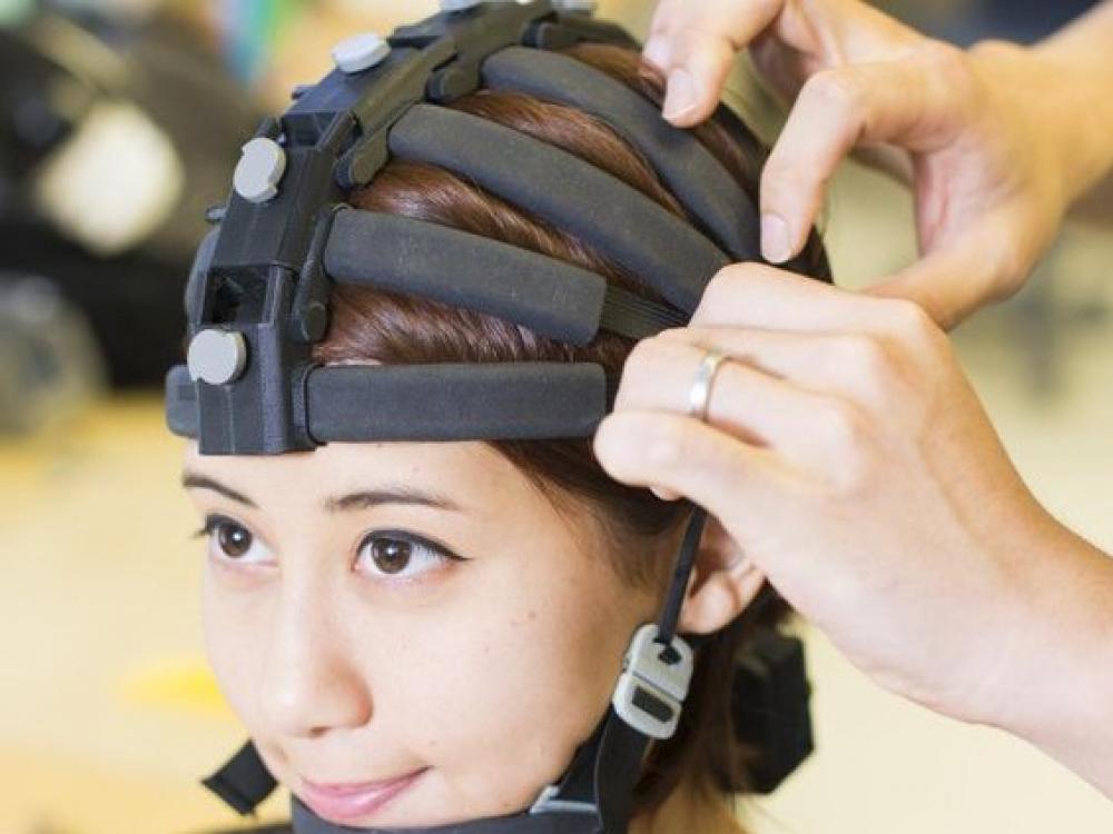 Sukurtas ir jau išbandytas nešiojamasis elektroencefalografas