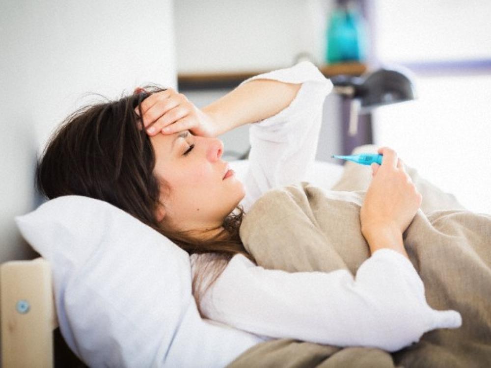 Gripas gali pažeisti ir inkstus