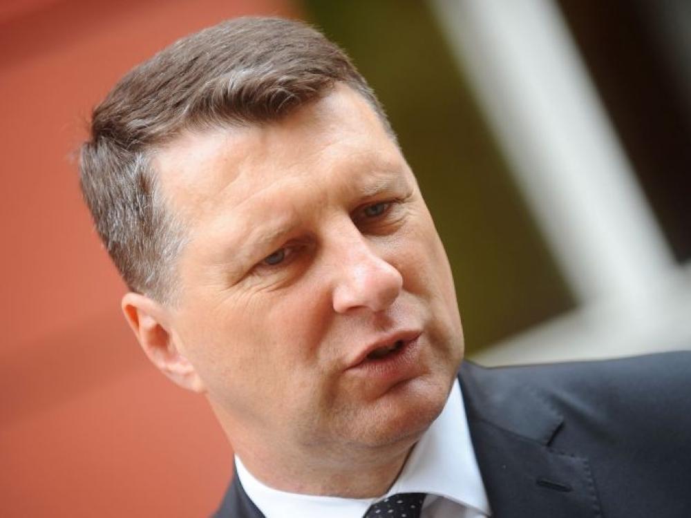Latvijos prezidentas parodė, kas laukia, kai nepaisoma gripo