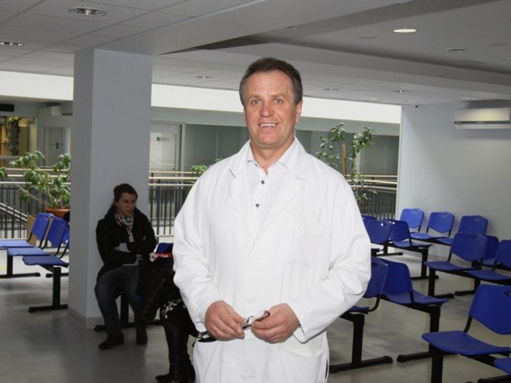 Profesorius Pranas Šerpytis: apie dešimt kardiologo įsakymų