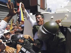 Venesuela seka Ukrainos pėdomis