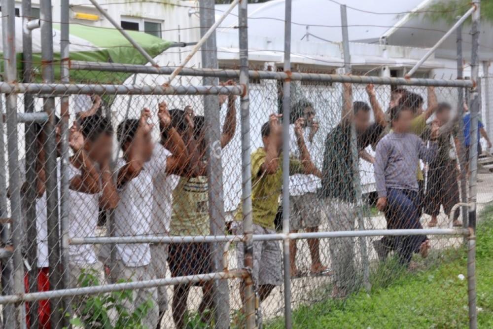 Nauru pabėgėlių sveikata Australijos valdžios rankose