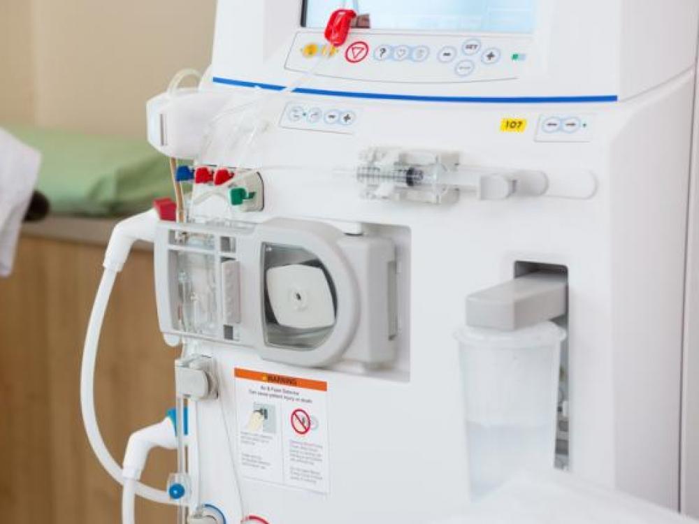 Italijos mokslininkai suprojektavo dializės aparatą kūdikiams