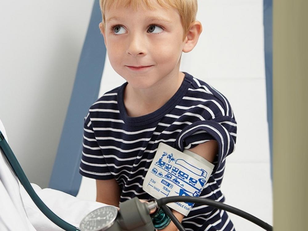 Inkstų ligos: vaikams būtina matuoti kraujospūdį