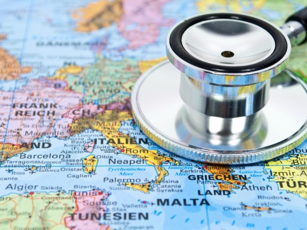 Sveikatos apsaugos finansavimas ES šalyse - nuo 5 iki 12 procentų BVP