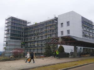 Kauno klinikinė ligoninė į pagalbą telkiasi jaukumą ir komfortą