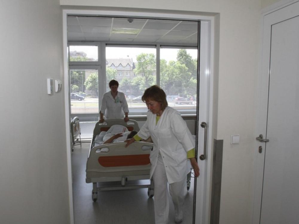 Prie slaugytojų streiko prisidėtų ir sveikatos apsaugos ministras