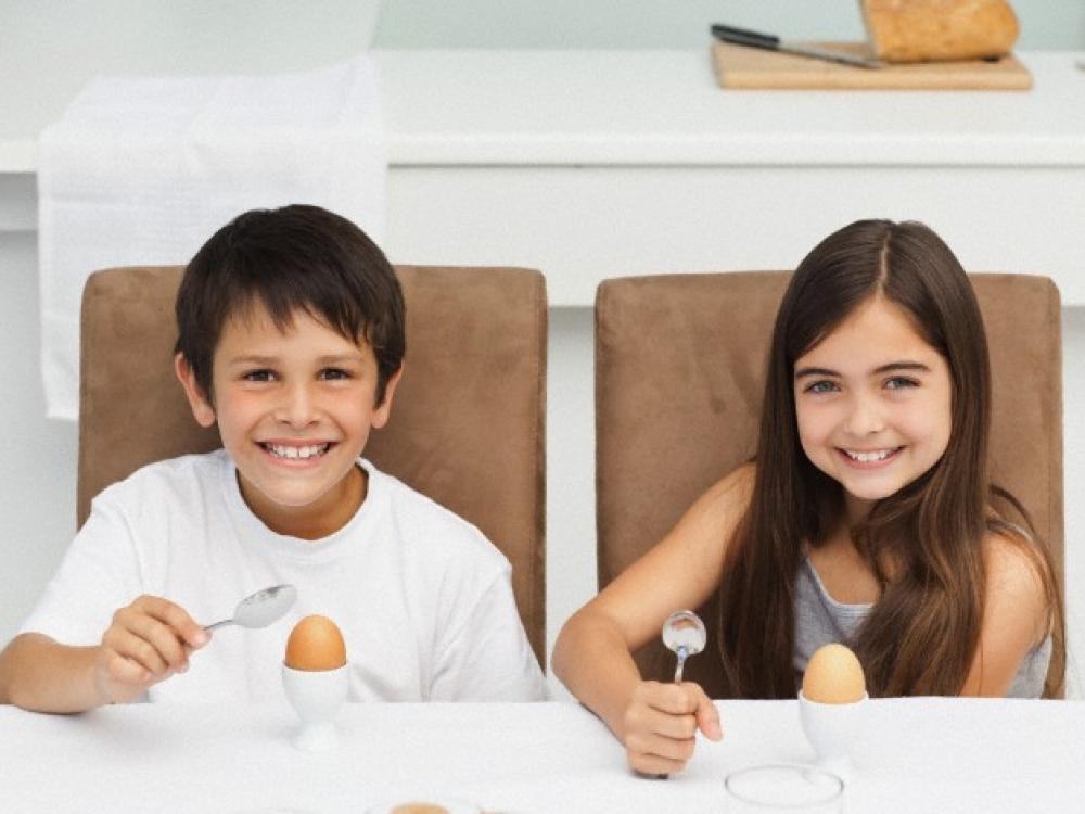Mažiausiųjų tyko alergija kiaušiniams