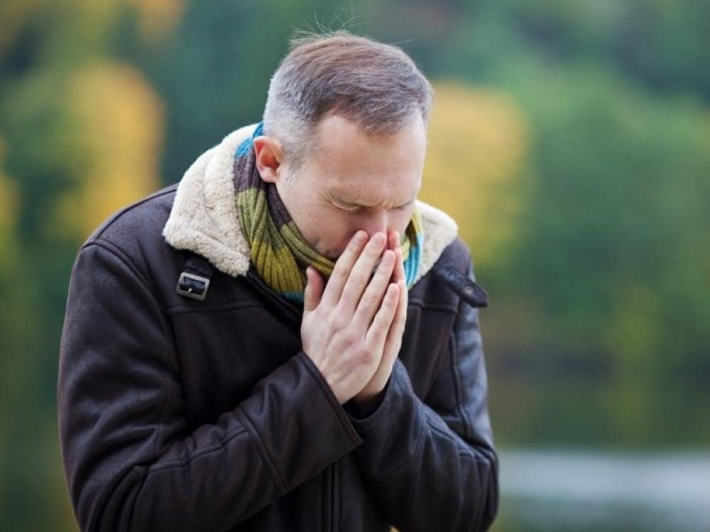 Pirmą kartą šienligė supainiojama su peršalimu