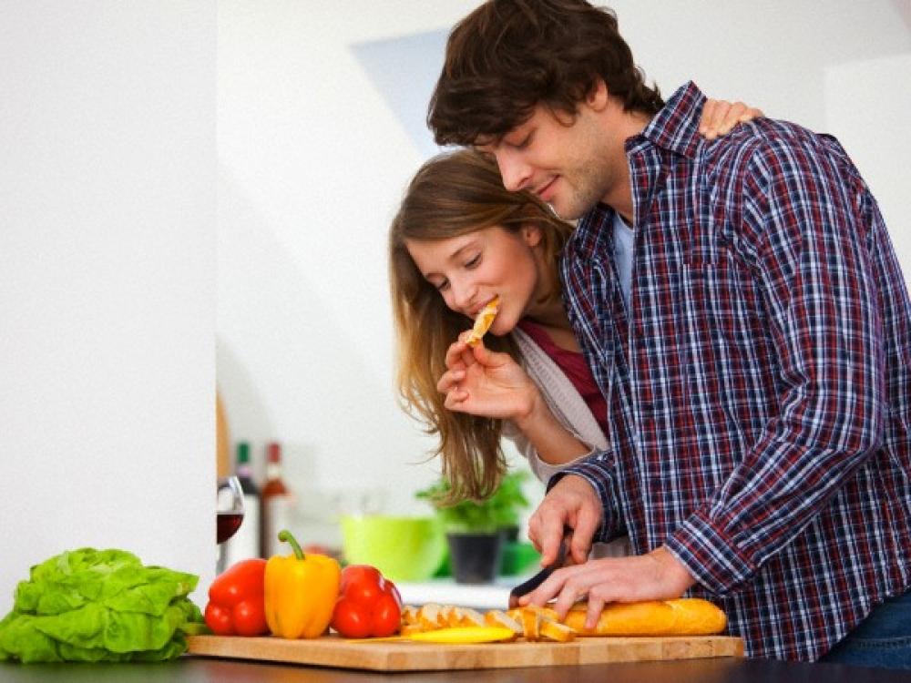 Vaiko sveikata priklauso ir nuo būsimo tėčio mitybos