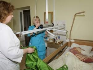 Šiaulių ilgalaikio gydymo ir geriatrijos centras keičia požiūrį į slaugą