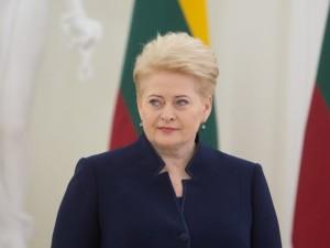 """Startuos Prezidentės inicijuojama nacionalinė kampanija """"Už saugią Lietuvą"""""""