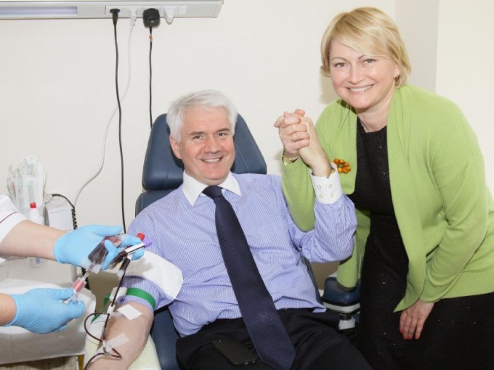 Kraujo donorų patogumui - dar vienas mobilusis punktas sostinės ligoninėje
