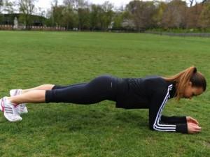 Kai ryžtą sportuoti aptemdo skausmas