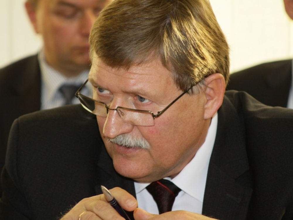 """Antanas Nesteckis """"Finansavimas pakankamas, tik pinigai naudojami neracionaliai"""""""