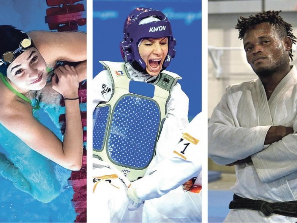 Iš pabėgėlių stovyklos - į Rio de Žaneiro olimpiadą