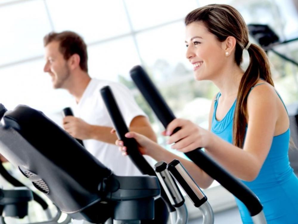Fizinis aktyvumas neturi alinti kūno