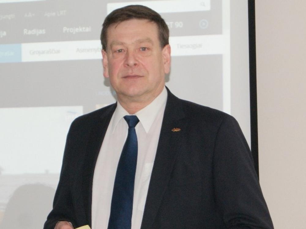 V.Bukausko siūlymu kreiptasi į Valstybės kontrolę dėl ligonių kasų veiklos audito