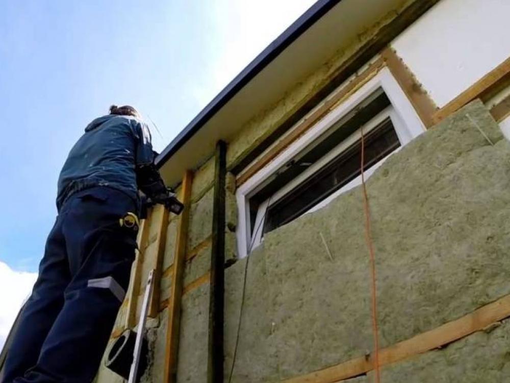 Daugiau nei pusė lietuvių būgštauja dėl statybinių medžiagų poveikio sveikatai