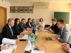 Sveikatos apsaugos ministro ir eurokomisaro susitikime dėmesys visuomenės sveikatai