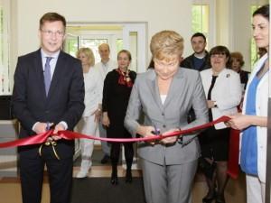 Vilniaus gimdymo namuose - atsinaujinęs Konsultacinis centras