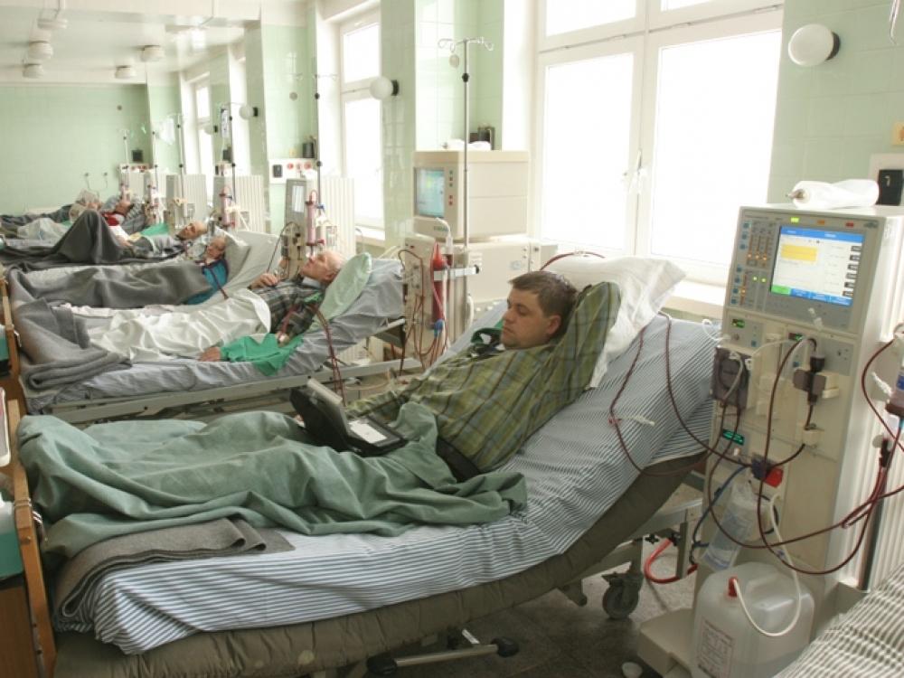Sergantiems inkstų ligomis – geresnės galimybės gauti pagalbą