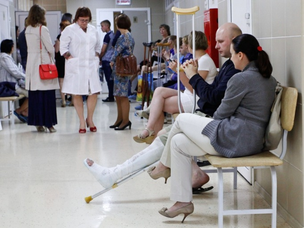 Eiles gydymo įstaigose ilgina ir medikus terorizuojantys pacientai