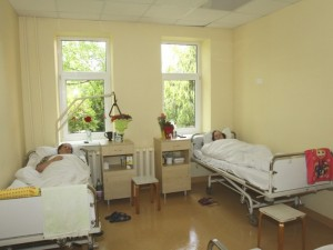 Pacientai džiaugiasi neatpažįstamai pasikeitusiu Širvintų ligoninės veidu