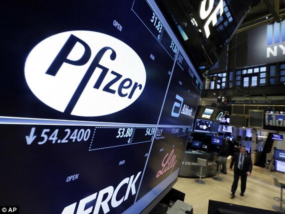 """""""Pfizer"""" atsisako gaminti mirties bausmei vykdyti skirtas injekcijas"""