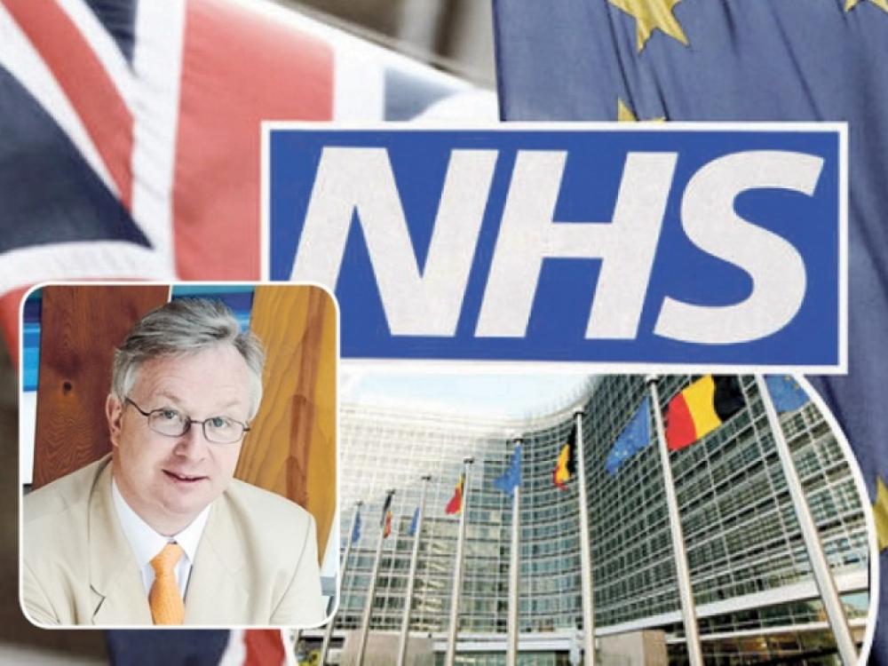 Didžioji Britanija: referendumas nulems ir sveikatos sistemos ateitį