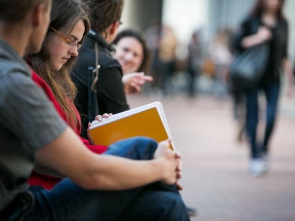 Studentų balsai nuėjo į dangų: keičiasi pasiekimų vertinimo sistema