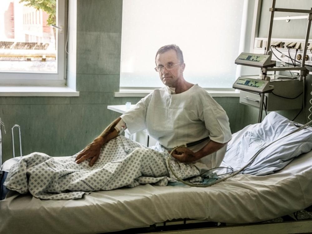 Kepenų transplantacijos nebėra iššūkis