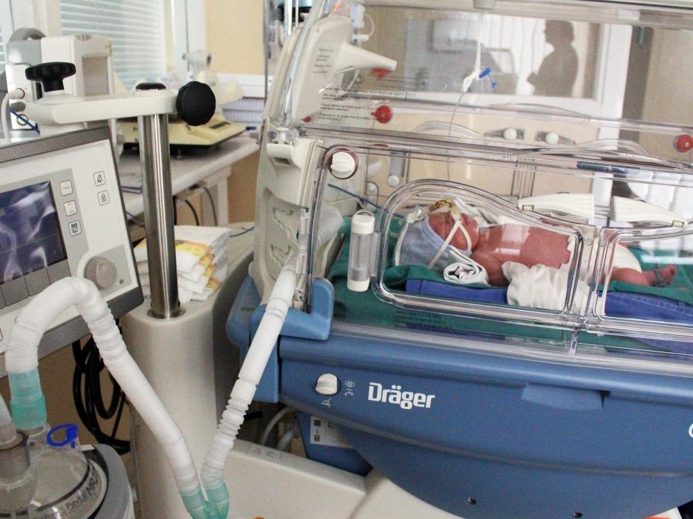 Kauno klinikinė ligoninė – saugi ir patikima naujagimio gyvenimo pradžia