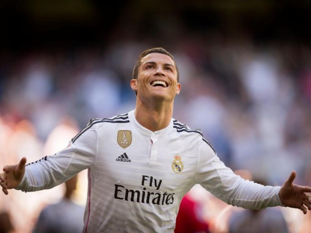 """Cristiano Ronaldo: """"Kai pagelbėjau kitiems, Dievas man padėjo dar labiau"""""""