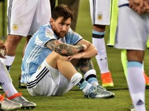 Nuolatinis skausmas – priežastis, kodėl Lionelis Messi žaidė prasčiau, nei gali