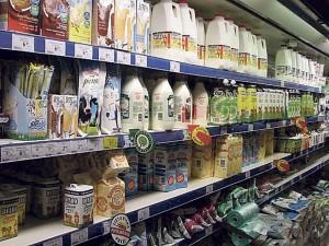 Naujovė maisto produktų etiketėse