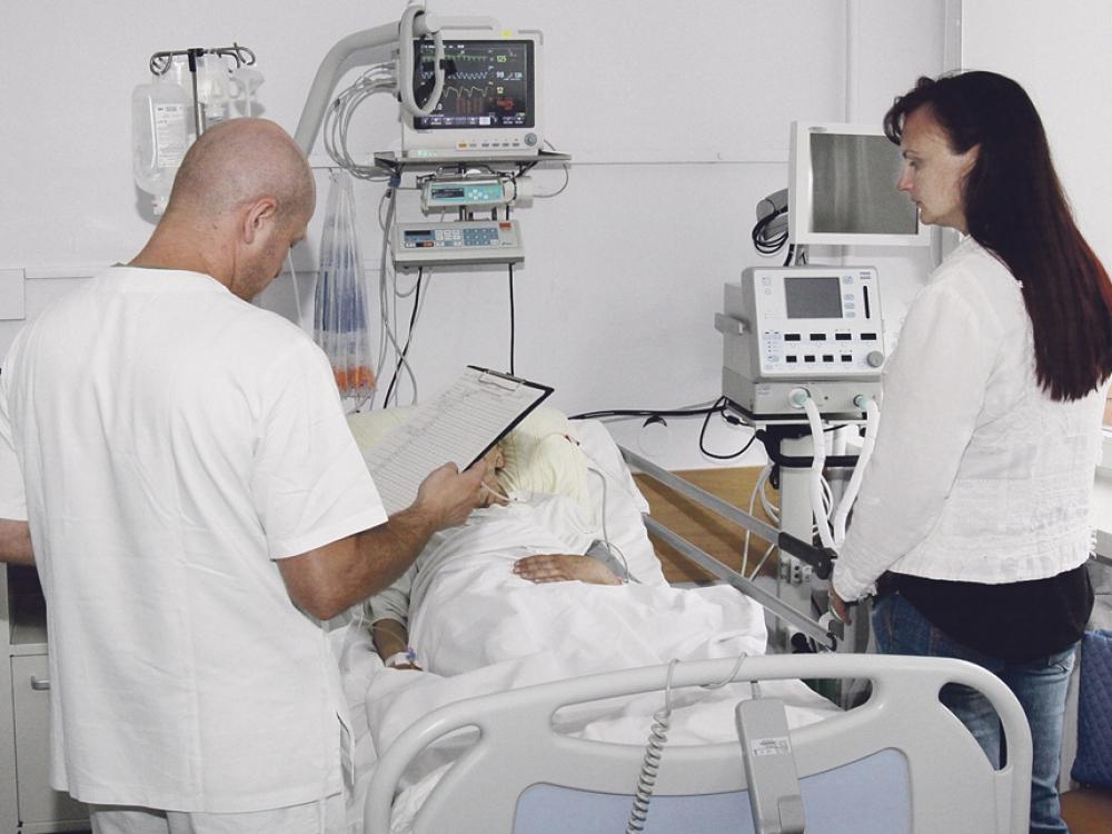 Klaipėdos universitetinė ligoninė – į pacientą orientuota asmens sveikatos priežiūros organizacija