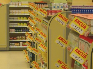 Dėl vaistų kainų – siūlymas vienu šūviu nušauti du zuikius