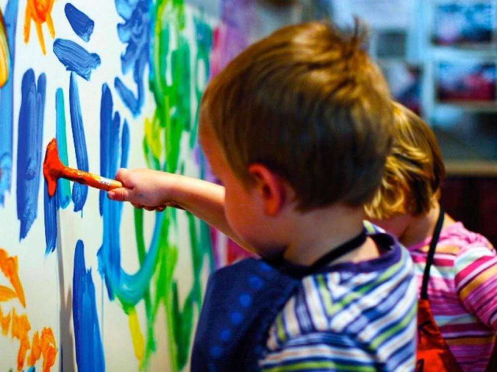 Kūrybiškumo pamatas – laisvas vaizduotės pasaulis
