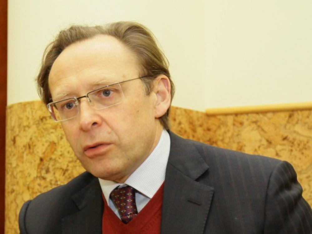 Raimundas Alekna: terorizmas prilygsta sovietmečiui