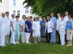 Klaipėdos vaikų ligoninės Traumatologijos – ortopedijos skyriui – 30 metų